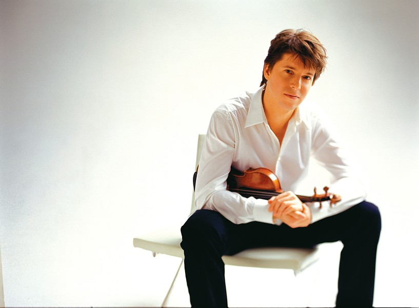 Joshua Bell - COURTESY