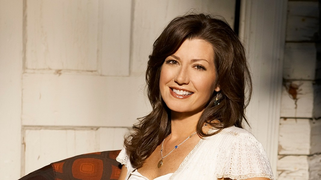Amy Grant (Satan?) - COURTESY