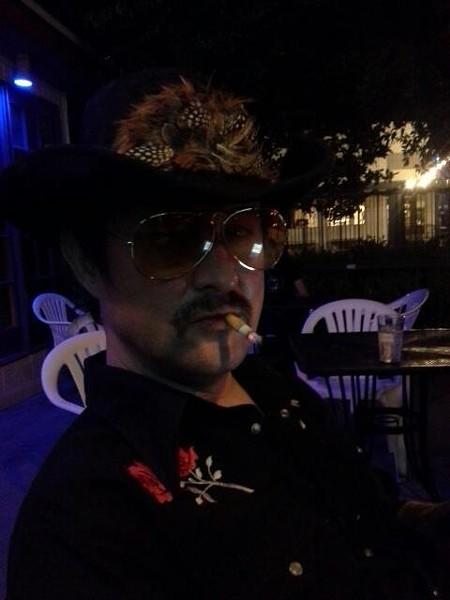 Butter as Burt Reynolds - FACEBOOK