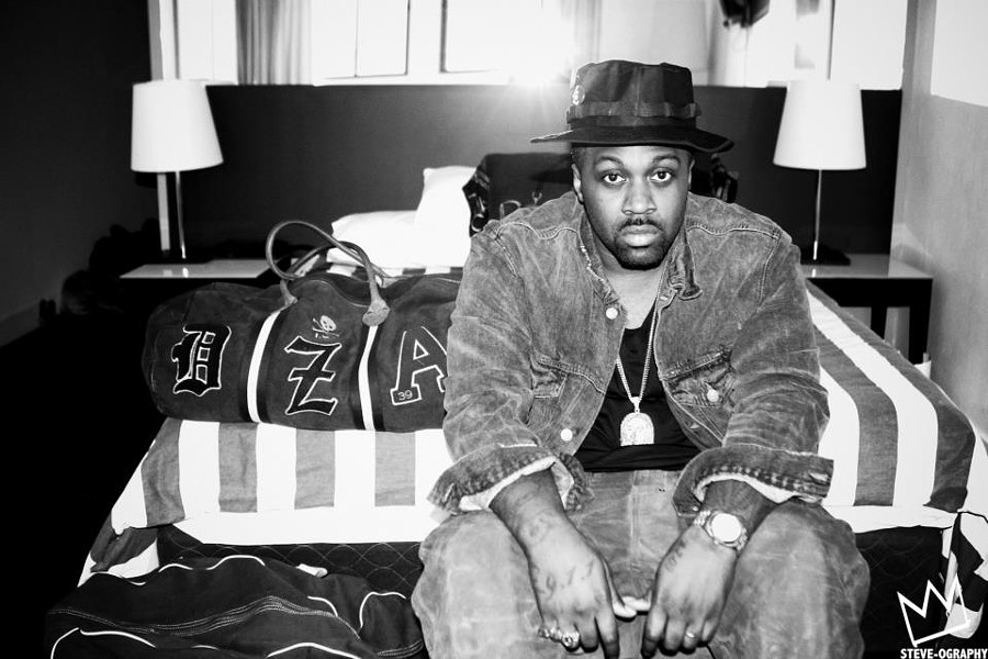 Smoke DZA - COURTESY