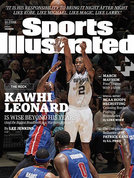 SPORTS ILLUSTRATED | COURTESY