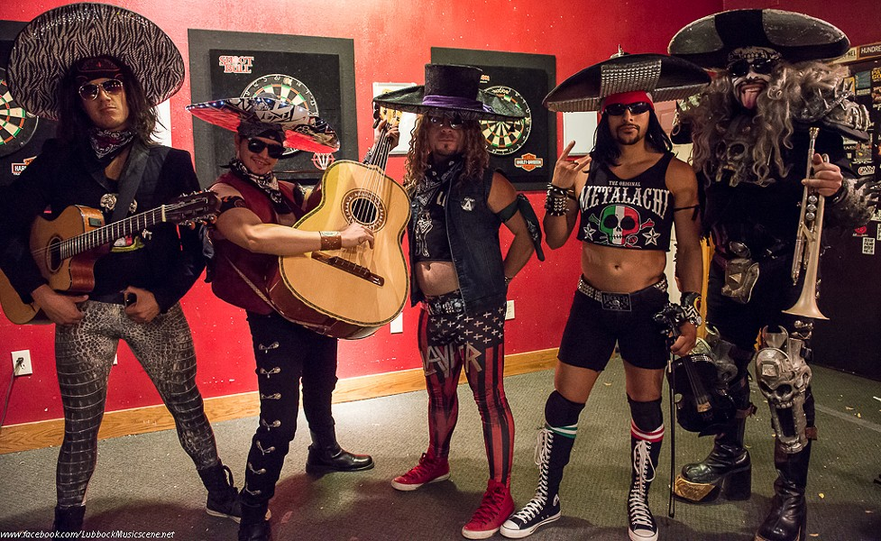 Metalachi - COURTESY