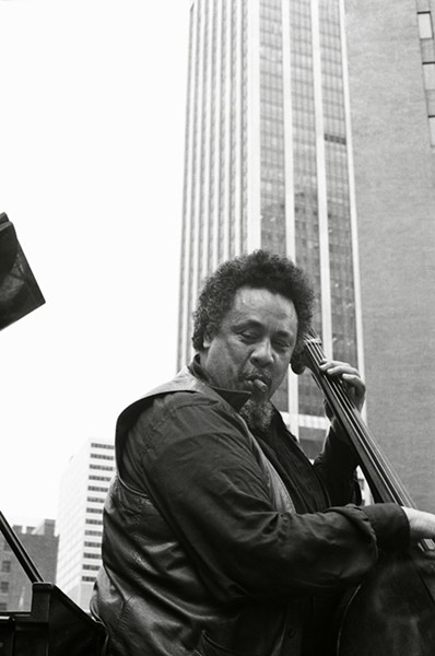 Taken from beneath the underdog, Charles Mingus. - WIKIMEDIA