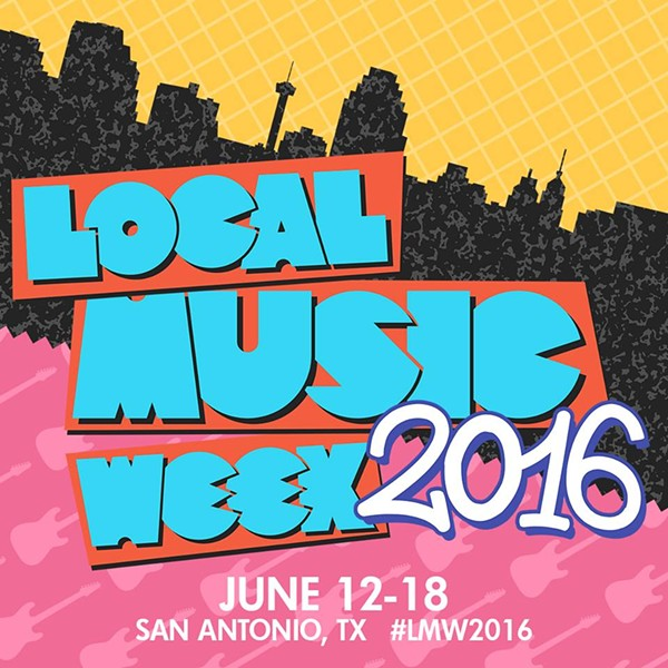 2016's Local Music Week's poster - SA LOCAL MUSIC WEEK'S OFFICIAL FACEBOOK PAGE