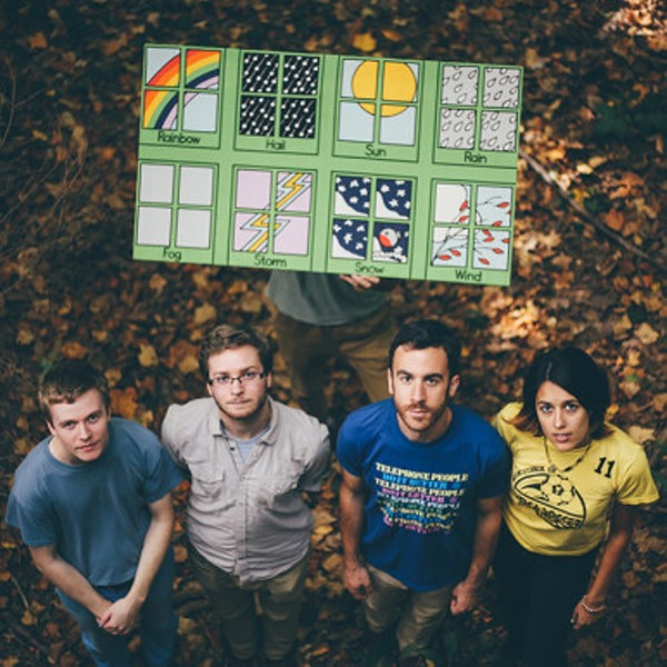 New Jersey's Pinegrove