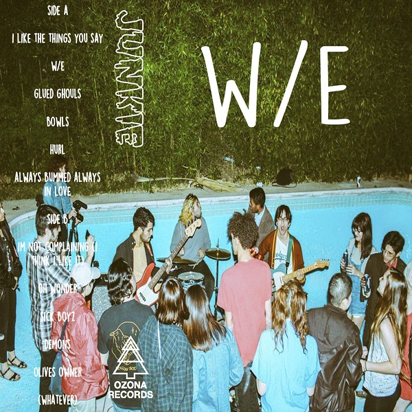 The cover of Junkie's W/E