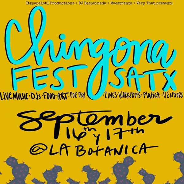 FACEBOOK/CHINGONA FEST