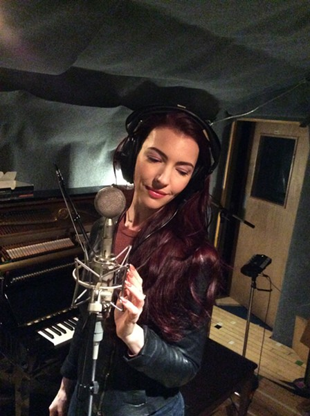 The captivating Chrysta Bell - CHRISTOPHER SMART