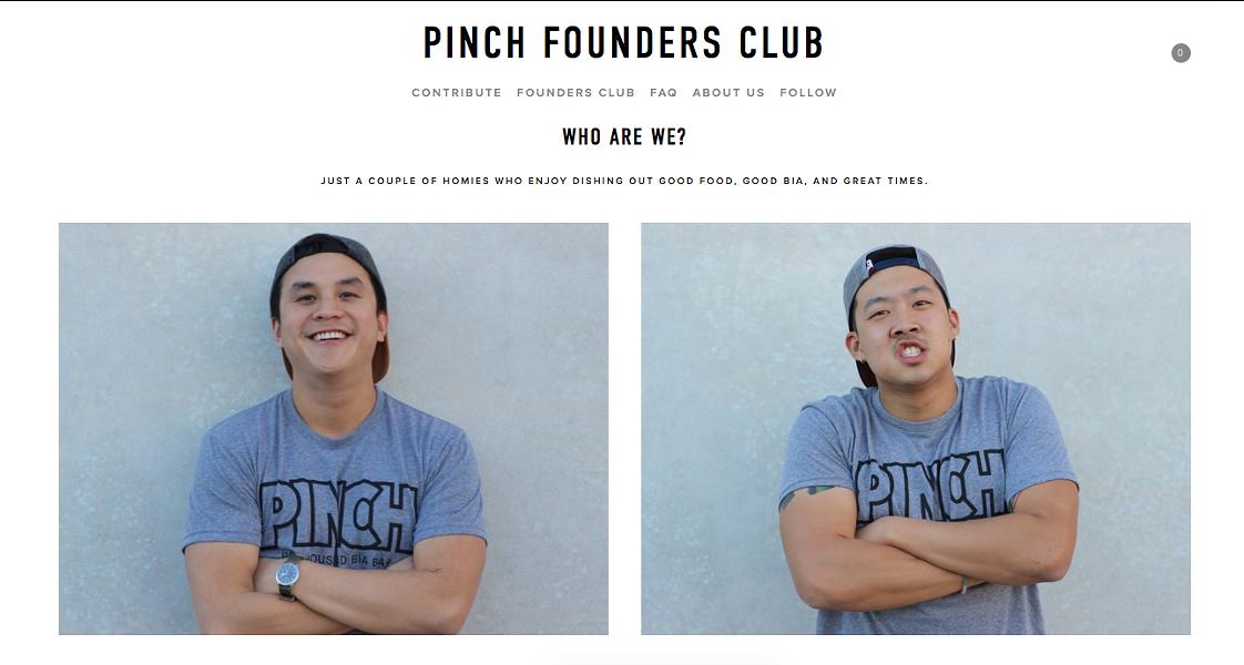 PINCHFOUNDERSCLUB.COM