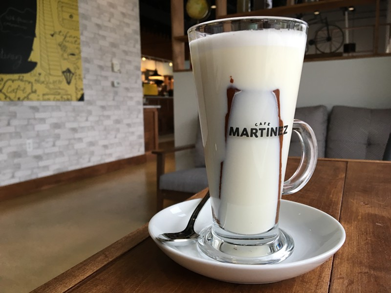 A Submarino from Cafe Martinez. - JESSICA ELIZARRARAS