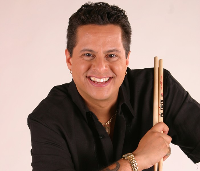 COURTESY OF TITO PUENTE JR.