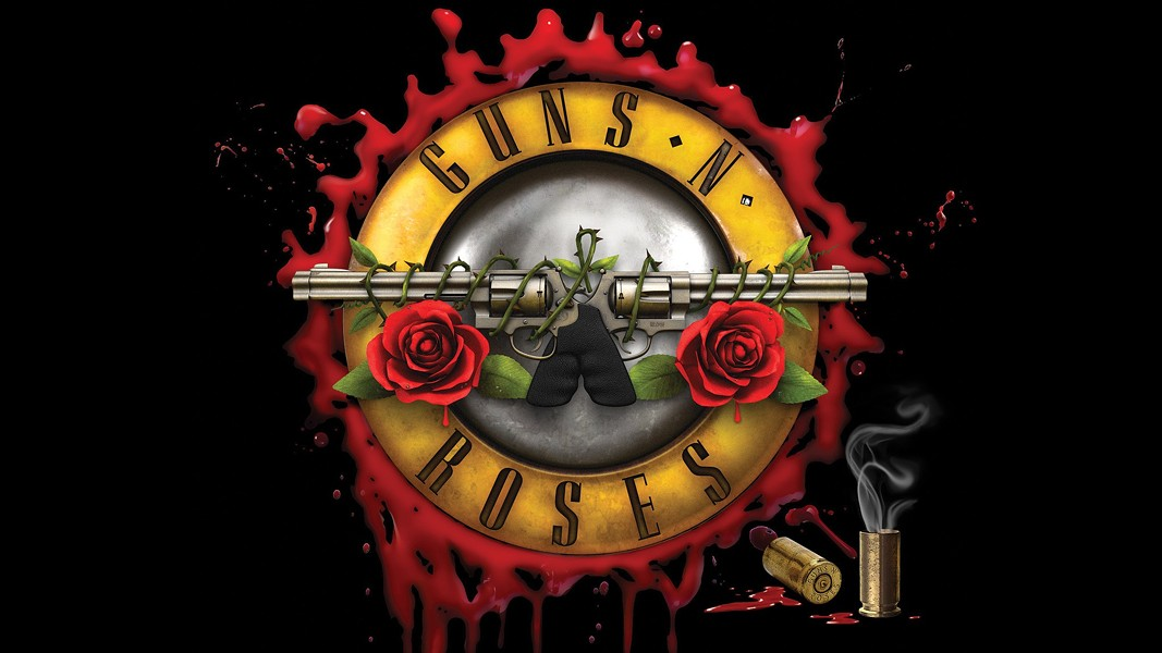COURTESY OF GUNS N' ROSES