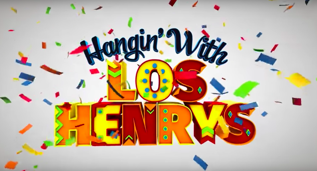 YOUTUBE / HANGING WITH LOS HENRYS