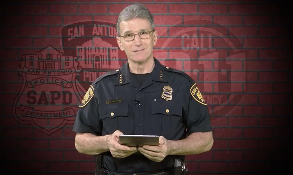 SAN ANTONIO POLICE DEPARTMENT / FACEBOOK