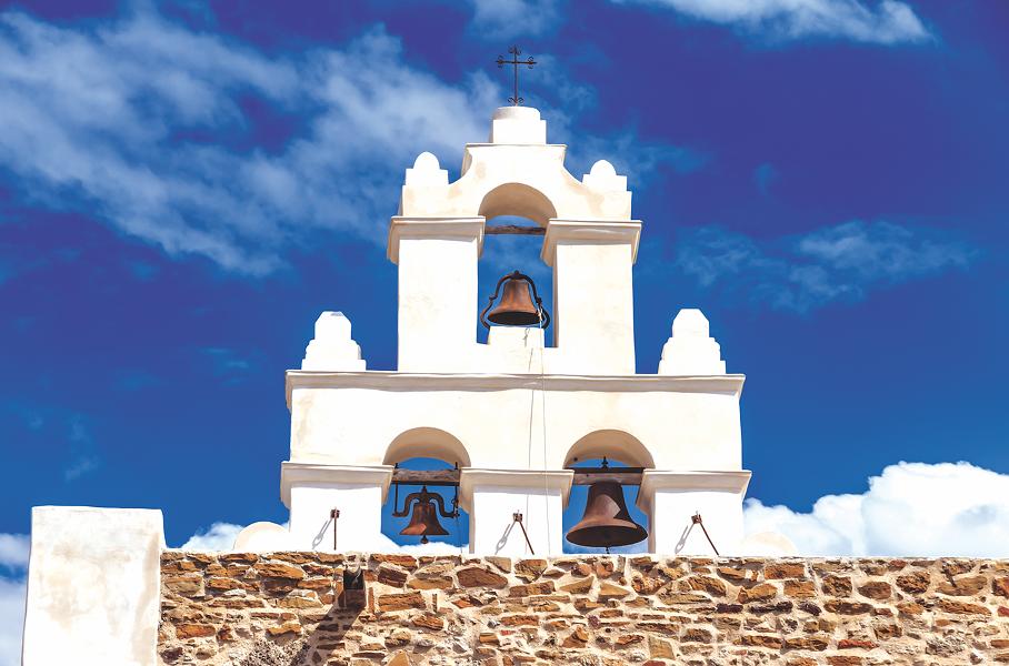 Mission San Juan Capistrano - TRAVIS WITT