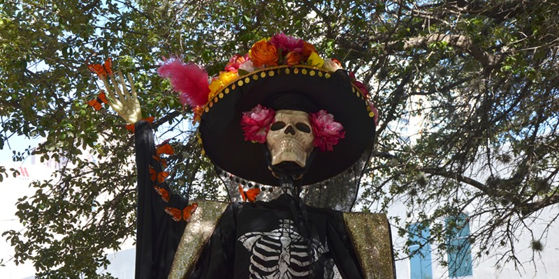 Muertos Fest returns with special television broadcast for its 8th annual celebration