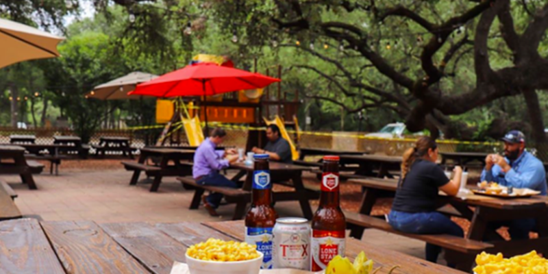 25 extremely outdoor dining options in San Antonio