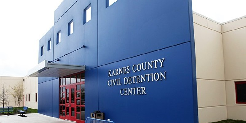 Immigrant-rights groups have long called for the closure for the private family detention center in Karnes City, south of San Antonio.