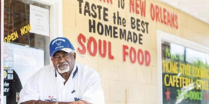 William Garner Sr., 1938-2021, was an Alabama native who opened a soul food restaurant on San Antonio's East Side.