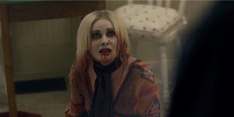 Barbara Crampton stars in new vampire flick Jakob's Wife.