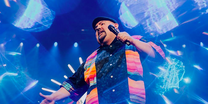 Gabriel 'Fluffy' Iglesias will film the final night of his 3-week San Antonio stand for a Netflix special