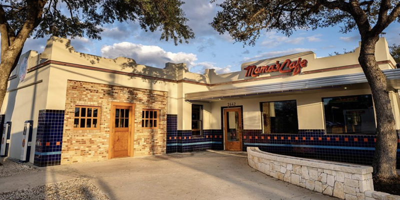 Longtime San Antonio staple Mama's Cafe has reopened after two  years of renovations.