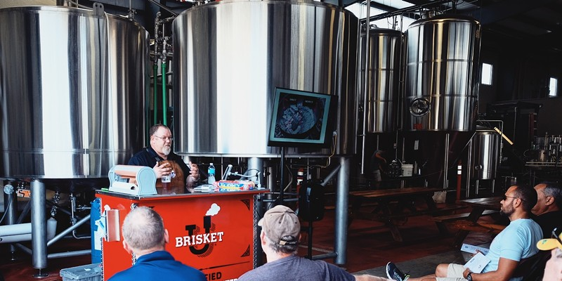 Backyard Pitmasters hosts classes on smoking brisket, ribs, turkey, seafood, chickens and hogs.