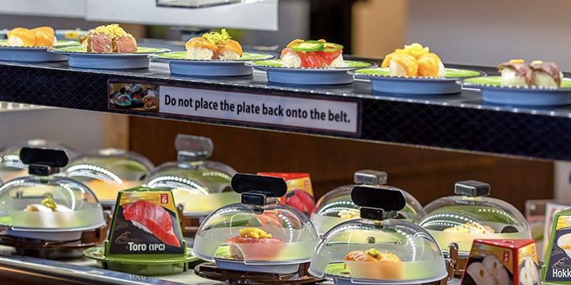 Kura Sushi is planning a location in San Antonio's Alamo Quarry Market.
