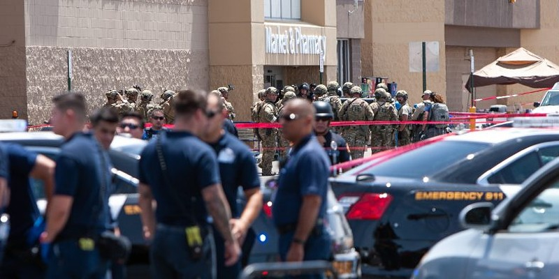 The 2019 racially motivated shooting at an El Paso Walmart left 23 people dead and dozens more wounded.
