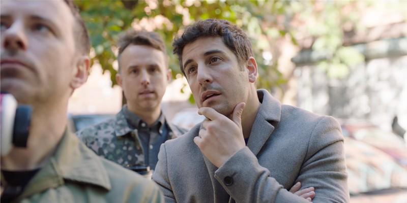 Jason Biggs stars in Lanie Zipoy's The Subject.
