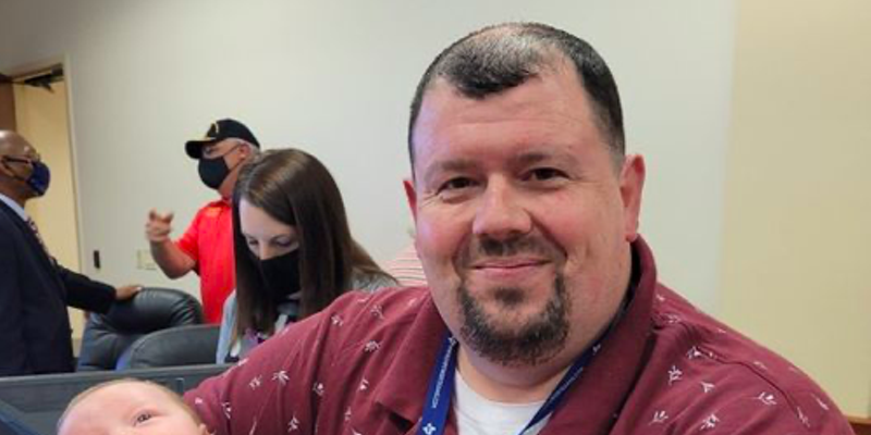 Texas Republican Party activist H Scott Apley died Wednesday after frequently criticizing vaccines and facemasks during the pandemic. According to an online fundraiser, he died in the hospital while being treated for COVID-19.