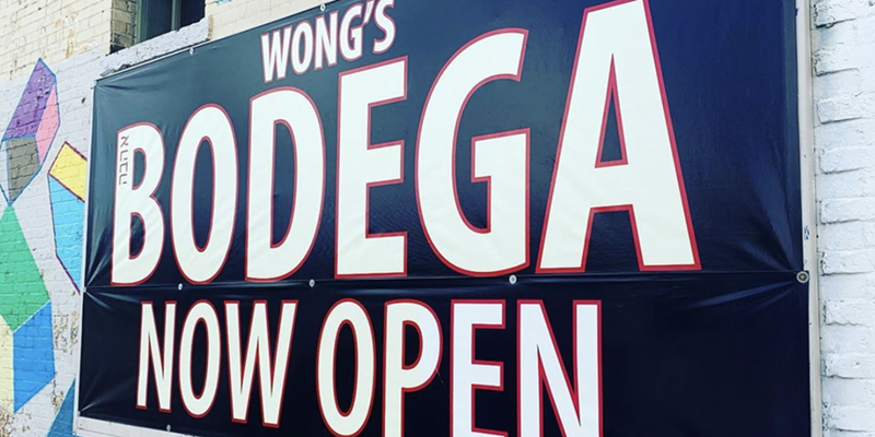 Wong's Bodega will close its Southtown location next week.