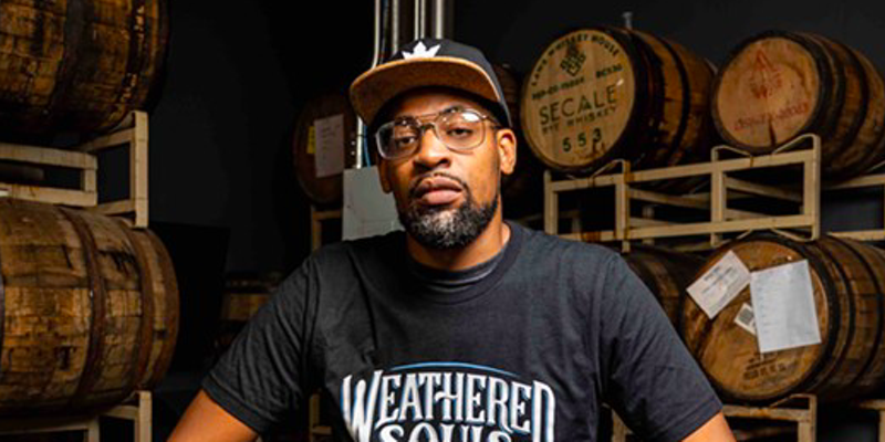How Marcus Baskerville became the unlikely face for a beer-focused initiative to address racial injustice