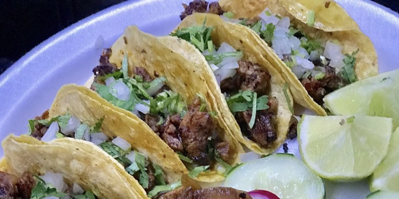 A recent survey rates San Antonio the fourth best taco city in Texas.