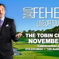 David Feherty: Live Off Tour