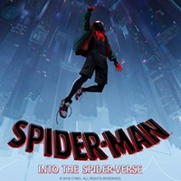Outdoor Film Series: Spider Man: Into The Spider Verse