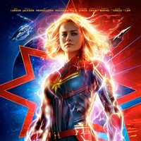Outdoor Film Series: Captain Marvel