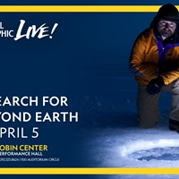 National Geographic Live: The Search for Life Beyond Earth