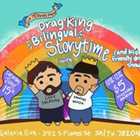 Drag King *bilingual* Story Time
