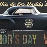 Dia de los Daddy's Hot Rod & Classic Car Show