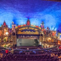 Happy Hour Tours at the Majestic Theatre