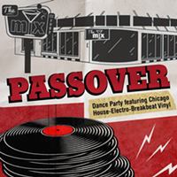 Passover Dance Party with DJ GQVelasquez