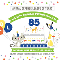 Animal Defense League's 85th Birthday Petstravaganza