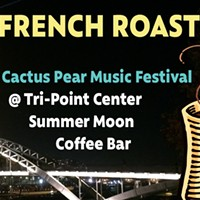 Cactus Pear Music Festival: French Roast