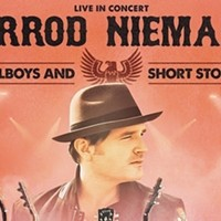 Jerrod Niemann: Tallboys and Short Stories