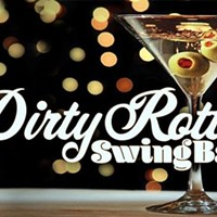 The Hayride Hop with The Dirty Rotten Swing Band