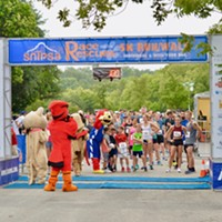 12th Annual SNIPSA Race for the Rescues 5K