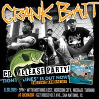 Crank Bait CD Release Party