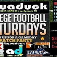 College Football Saturdays!