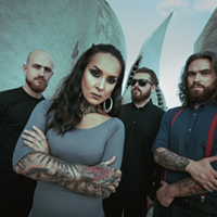 Jinjer, The Browning, Sumo Cyco